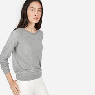 The Linen Crew Sweater $65 thestylecure.com
