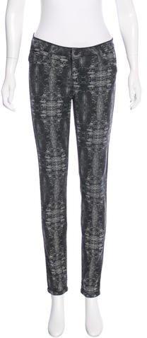 Bleu LabBleulab Reversible Skinny Jeans