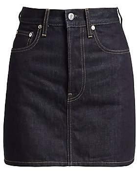 Helmut Lang Women's Femme Mini Skirt