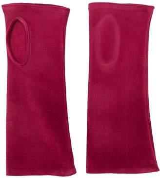Gala Gloves fingerless cuff gloves
