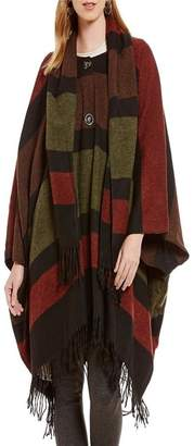 M Made In Italy Poncho