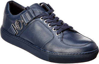 Versace Leather Sneaker
