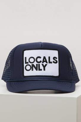 Aviator Nation Cotton locals only cap