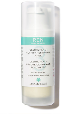 Ren Clean Skincare REN Clearcalm 3 Clarity Restoring Mask 50ml