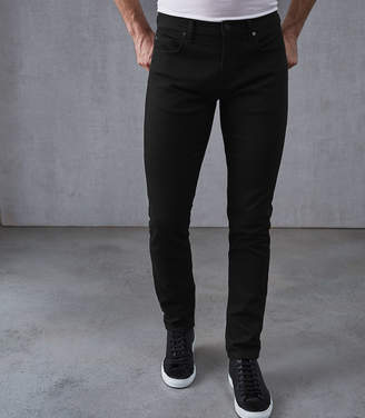 Reiss Spur Jersey Stretch Jeans