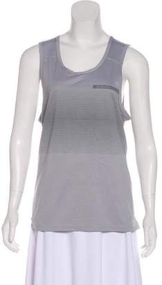 Nike Striped Sleeveless Top