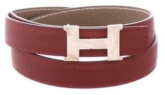 Hermes Reversible Mini Constance 24MM Belt Kit
