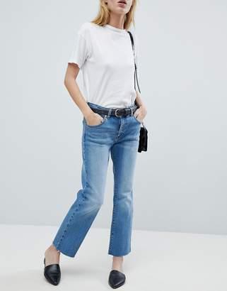 Dr. Denim Meadow Slim Cropped Jean