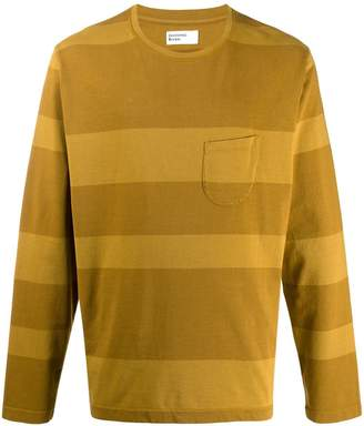 Universal Works long sleeved cotton T-shirt