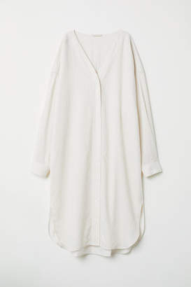H&M Cotton Tunic - Beige