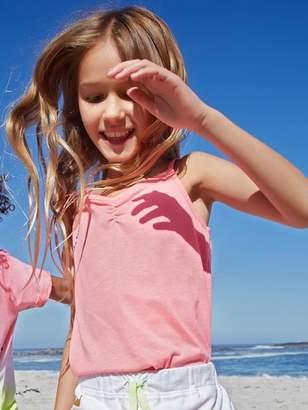 M&Co Beach slogan cami top