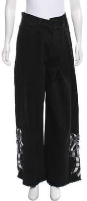 Marc Jacobs High-Rise Wide-Leg Jeans