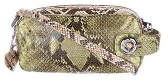 pradaPrada Python Crossbody Bag