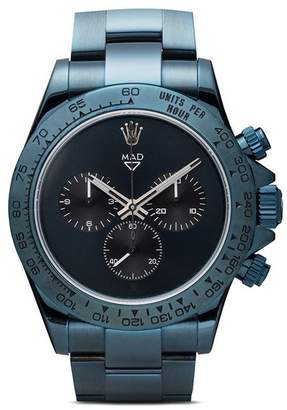 Rolex MAD Paris blue daytona ocean watch