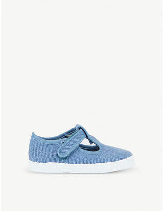 3676784d0a15 STEP2WO Mitch canvas t-bar shoes 6 months – 7 years