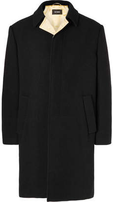 Raf Simons Oversized Wool-Blend Coat