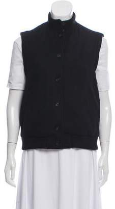 Loro Piana Cashmere Quilted Vest