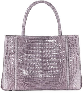 Nancy Gonzalez Small Sectional Crocodile Tote Bag