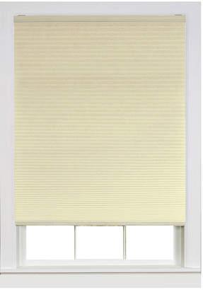 Asstd National Brand Honeycomb Cellular Pleated Cordless Light-Filtering Shade
