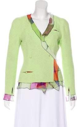 Chanel Bouclé Structured Jacket