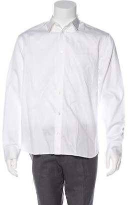 Marc Jacobs Point Collar Button-Up Shirt