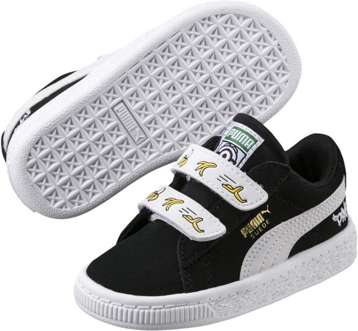Minions Suede V Preschool Sneakers