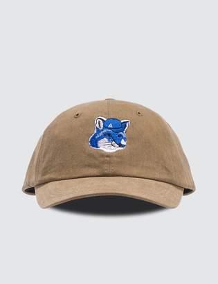 MAISON KITSUNÉ Ader Error X Fox Head Cap