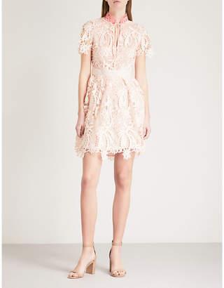 Maje Regina lace dress