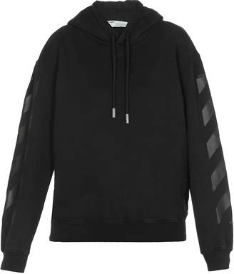 Off-White Off White Diag Off Hoodie