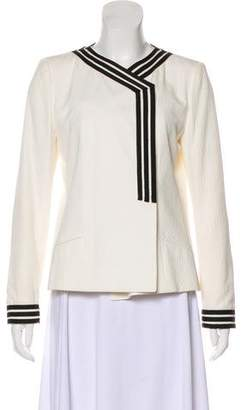 Chanel Structured Woven Jacket
