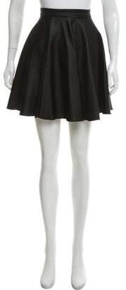 Faith Connexion Textured Mini Skirt