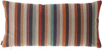 "Missoni Home Vanuatu Multicolored Stripe Pillow, 12"" x 24"""