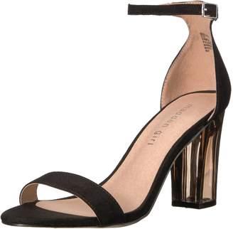 Madden-Girl Women's Beella-L Heeled Sandal