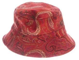 Etro Printed Bucket Hat