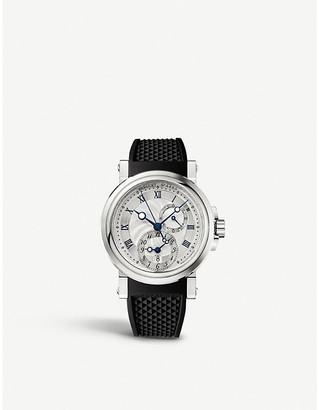 Breguet 5857 Marine stainless steel watch