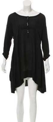 Joseph Silk Mini Dress