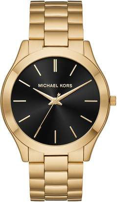 Michael Kors Slim Runway Bracelet Watch, 44mm