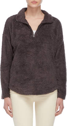 Olive + Oak Cozy Quarter-Zip Pullover