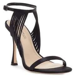 Vince Camuto Imagine Rami Satin Ankle Strap Sandals