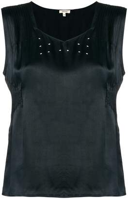 Bellerose stitched details tank top