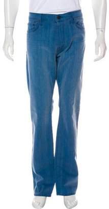 J Brand Tyler Straight-Leg Pants