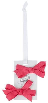 Harrods Bow Clip