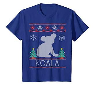 koala Christmas ugly shirt