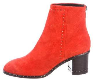 Rag & Bone Willow Suede Ankle Boots