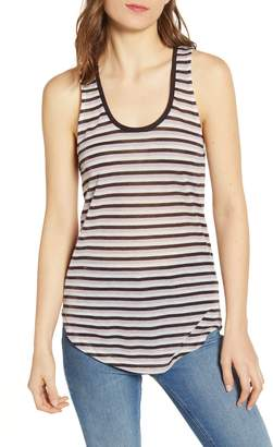 Scotch & Soda Metallic Stripe Tank