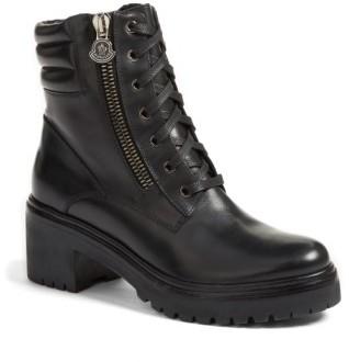 MonclerWomen's Moncler Viviane Military Boot