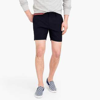 "J.Crew 7"" Stretch Tailored Chino Short With Back Elastic Waist"