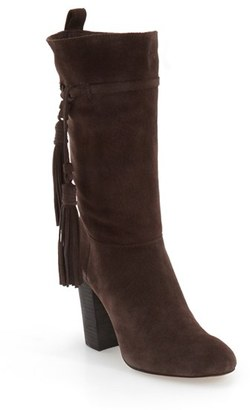 Women's Vince Camuto 'Fermel' Slouch Tassel Boot $169.95 thestylecure.com