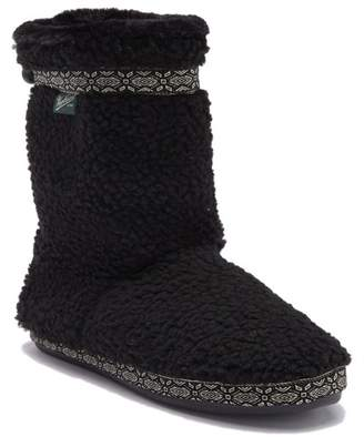 Woolrich Women's Whitecap Bootie Slipper