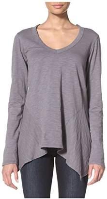 Wilt Women's Long Sleeve V-Neck Tunic